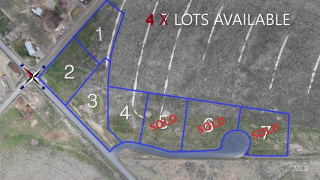 3502 E 3290 N (Lot 3), Kimberly, ID 83341 (MLS #98726420) :: Epic Realty