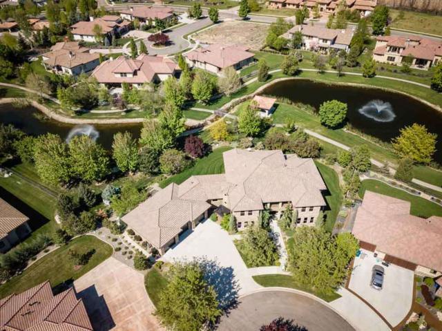 1061 W Baja Bello Court, Eagle, ID 83616 (MLS #98728447) :: Boise River Realty