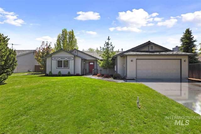 3749 W Quaker Ridge, Meridian, ID 83646 (MLS #98728569) :: Idaho Real Estate Pros