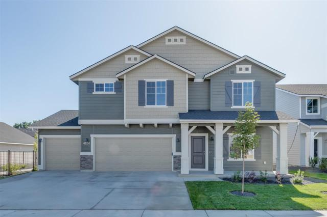 4124 S Leaning Tower Ave, Meridian, ID 83642 (MLS #98728651) :: Epic Realty