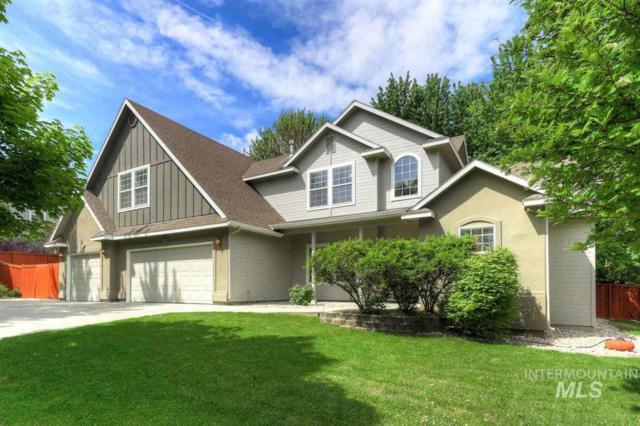 1215 N Fruitwood Way, Eagle, ID 83616 (MLS #98729084) :: Jon Gosche Real Estate, LLC