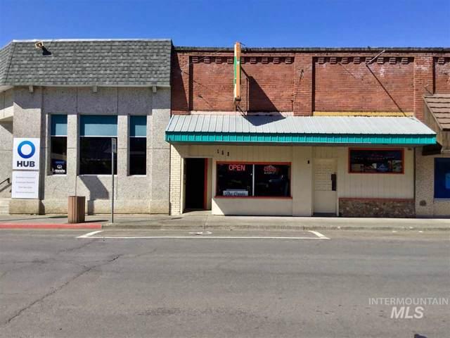 159 Johnson Avenue, Orofino, ID 83544 (MLS #98731017) :: Juniper Realty Group