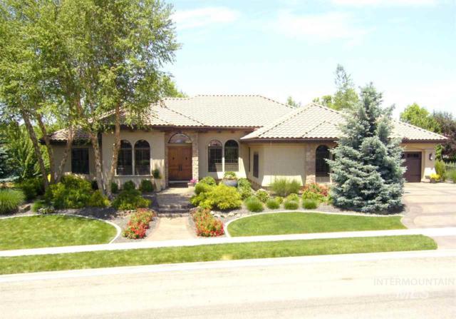 1338 W Lago Bello, Eagle, ID 83616 (MLS #98731294) :: Boise River Realty
