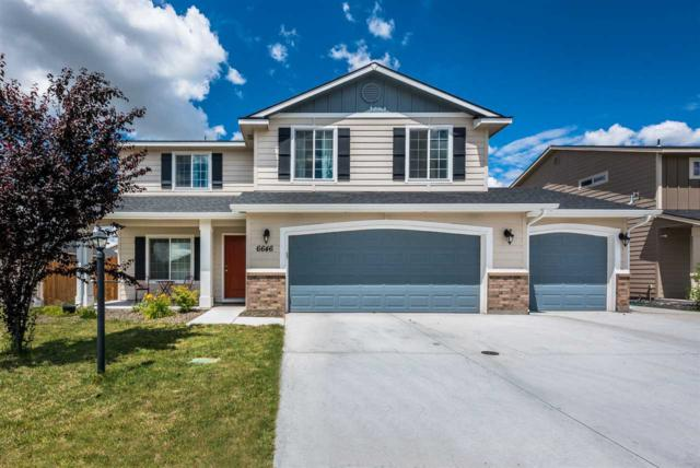 6646 Granville St, Nampa, ID 83687 (MLS #98734544) :: Jon Gosche Real Estate, LLC