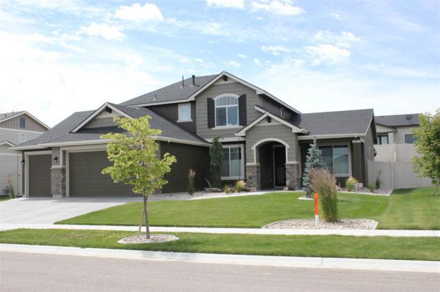 1453 W Aspen Cove Dr, Meridian, ID 83642 (MLS #98734780) :: Jon Gosche Real Estate, LLC
