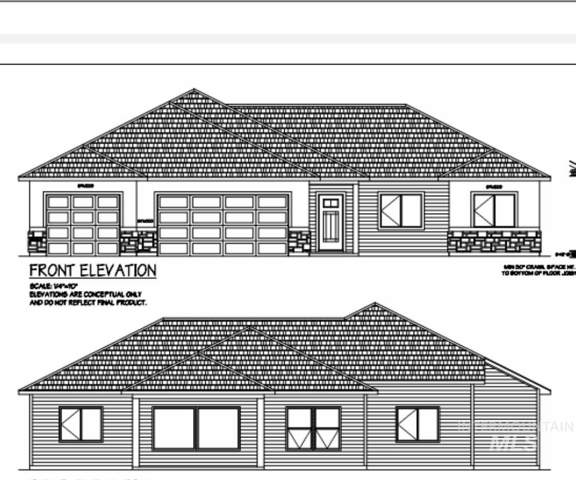 605 Canyon Crest Drive West, Twin Falls, ID 83301 (MLS #98734824) :: Epic Realty