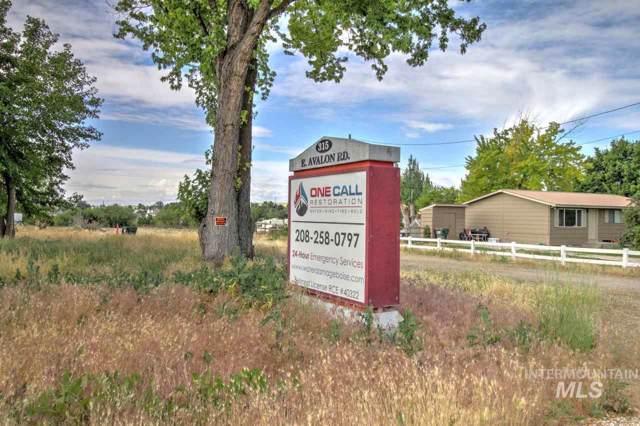 315 E Avalon St, Kuna, ID 83634 (MLS #98734867) :: Full Sail Real Estate
