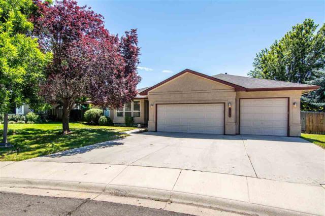 1576 N Trellis Place, Eagle, ID 83616 (MLS #98735798) :: Jon Gosche Real Estate, LLC