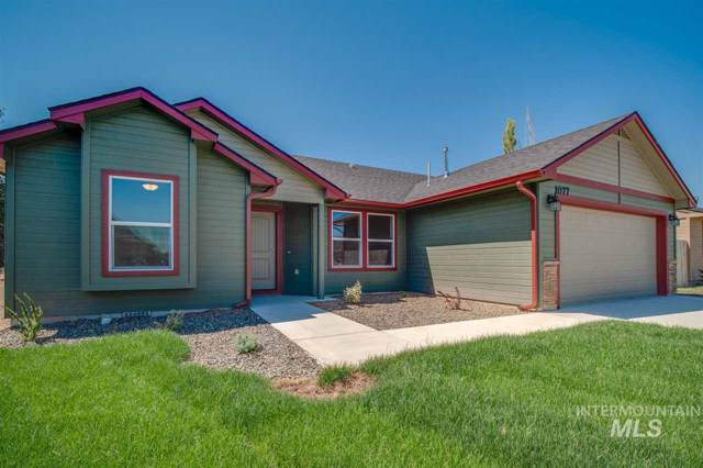 1077 W Butterfield Ave, Weiser, ID 83672 (MLS #98739210) :: New View Team