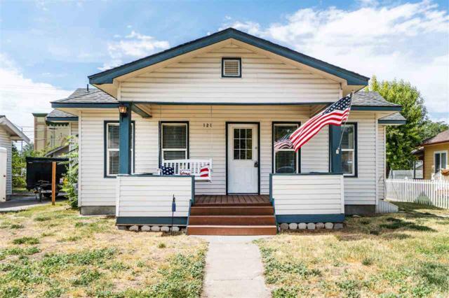 121 Harrison Street, Twin Falls, ID 83301 (MLS #98739243) :: Alves Family Realty