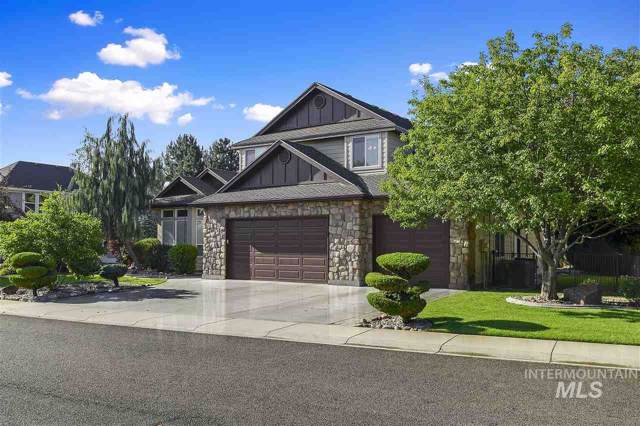 539 W Oakhampton Dr, Eagle, ID 83616 (MLS #98740337) :: Jon Gosche Real Estate, LLC