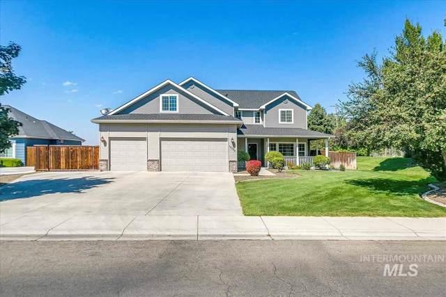 12230 W Muir Ridge Dr, Boise, ID 83709 (MLS #98742909) :: New View Team