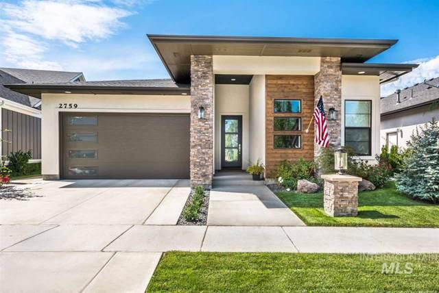 2759 S Creek Pointe Lane, Eagle, ID 83616 (MLS #98743653) :: Boise River Realty