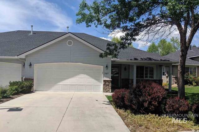 707 N Eagle Road, Eagle, ID 83616 (MLS #98743788) :: Jon Gosche Real Estate, LLC