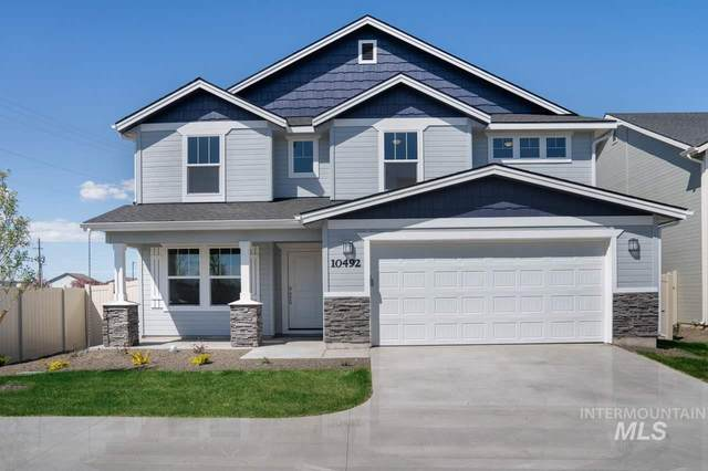 10492 Scout Ridge Street, Nampa, ID 83687 (MLS #98744160) :: Story Real Estate