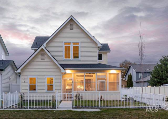 115 S Mathie Way, Eagle, ID 83616 (MLS #98744201) :: Boise River Realty