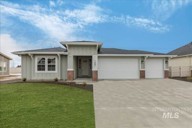 1487 Fort Williams St, Middleton, ID 83644 (MLS #98744430) :: Epic Realty