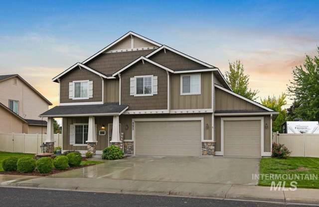 4677 W Quaker Ridge St, Meridian, ID 83646 (MLS #98744616) :: City of Trees Real Estate