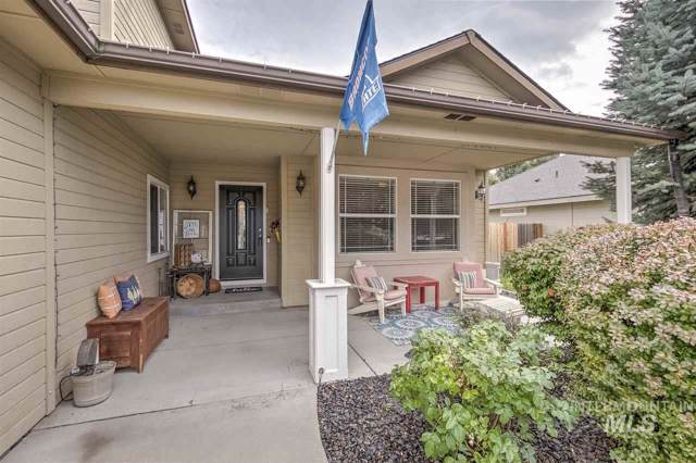 3916 N Greenwich Way, Meridian, ID 83646 (MLS #98745274) :: Juniper Realty Group