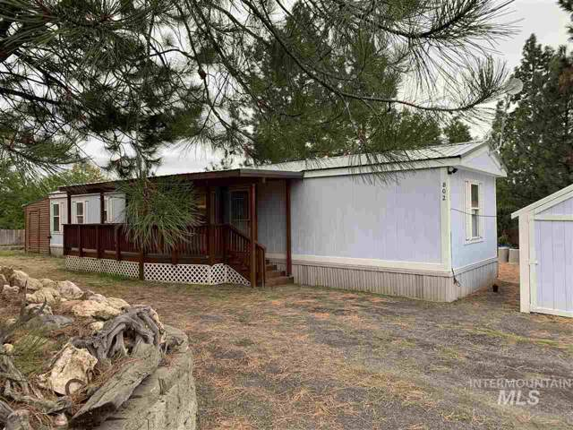 802 2nd Ave., Deary, ID 83832 (MLS #98745478) :: Juniper Realty Group