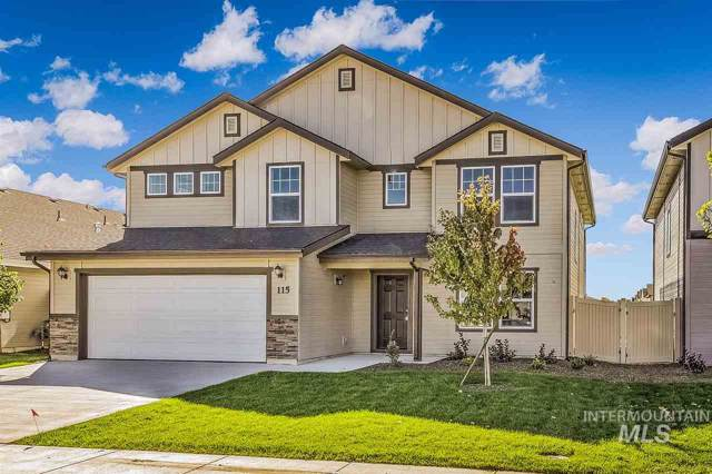115 W Wausau, Meridian, ID 83646 (MLS #98745694) :: Jon Gosche Real Estate, LLC
