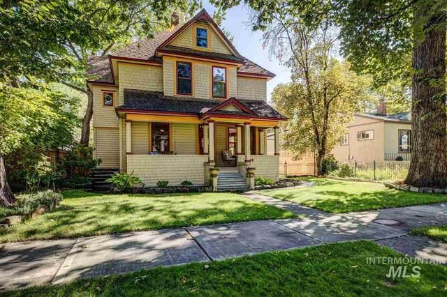 1108 N 7th St, Boise, ID 83702 (MLS #98745721) :: Boise River Realty