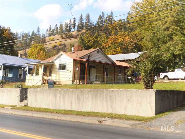 1220 Michigan Avenue, Orofino, ID 83544 (MLS #98746966) :: Adam Alexander