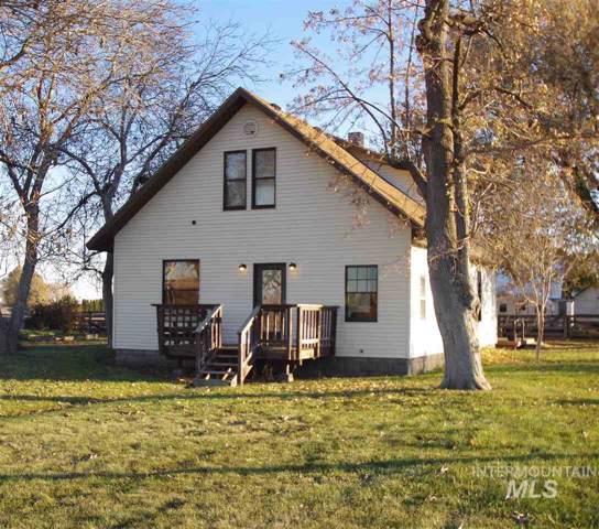711 Hale E Main Street, Weiser, WA 83672 (MLS #98749489) :: Boise River Realty