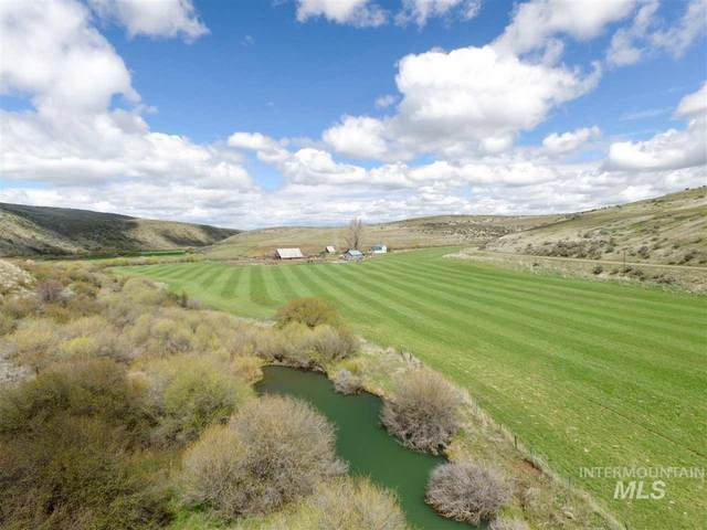 1649 N Crane Rd., Midvale, ID 83645 (MLS #98751376) :: Boise Valley Real Estate
