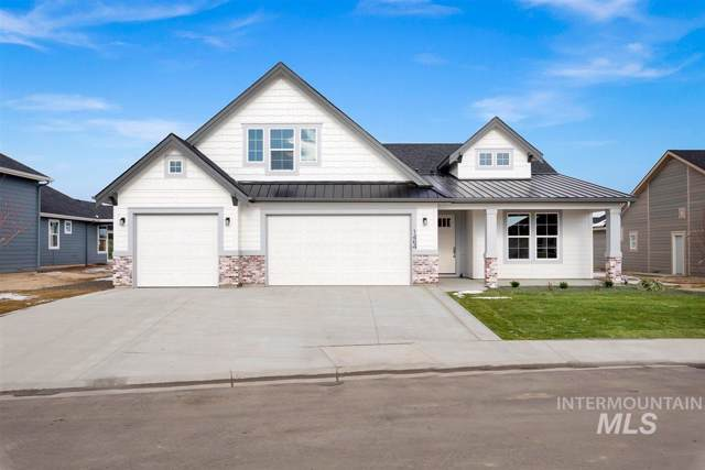 1464 Fort Williams Street, Middleton, ID 83644 (MLS #98751914) :: Adam Alexander