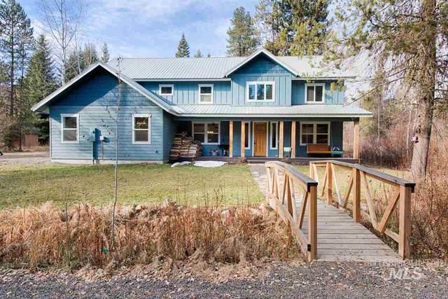 1720 Gladys Ln., Mccall, ID 83638 (MLS #98751985) :: Boise River Realty
