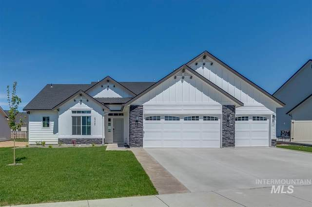 4326 W Spring House Dr, Eagle, ID 83616 (MLS #98752411) :: Boise River Realty