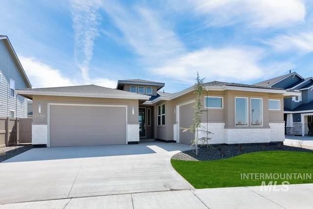 2869 E Renwick Ct, Meridian, ID 83642 (MLS #98753141) :: Michael Ryan Real Estate