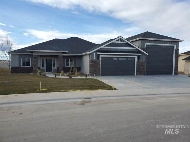 16733 London Park Pl, Nampa, ID 83651 (MLS #98753224) :: Adam Alexander