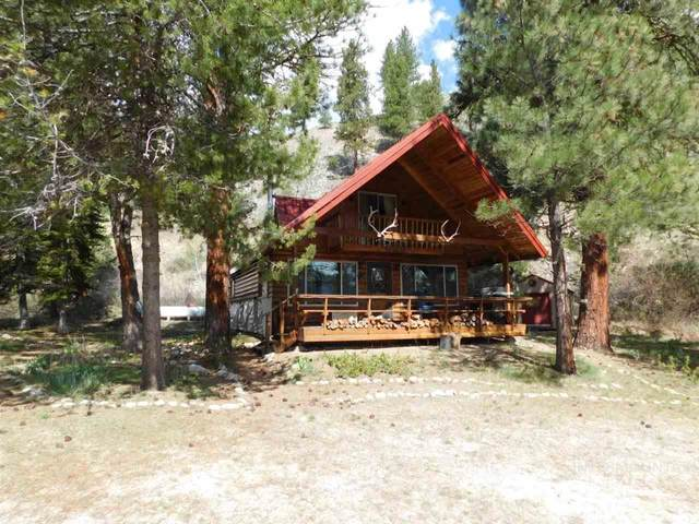 4277 N Pine Featherville Rd, Featherville, ID 83647 (MLS #98753820) :: Boise River Realty