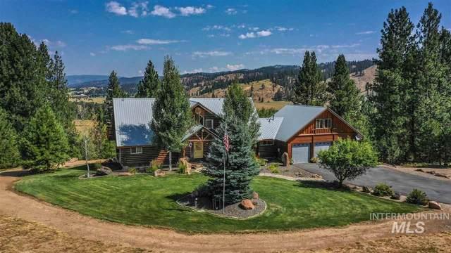 25 Bobcat Ct, Garden Valley, ID 83622 (MLS #98754287) :: Jon Gosche Real Estate, LLC