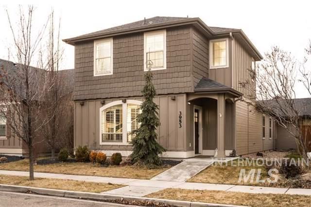 3953 Park Crossing Ave, Meridian, ID 83646 (MLS #98754516) :: Beasley Realty