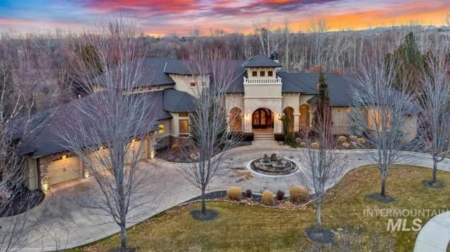 944 E Brookwood, Eagle, ID 83616 (MLS #98754607) :: Boise River Realty