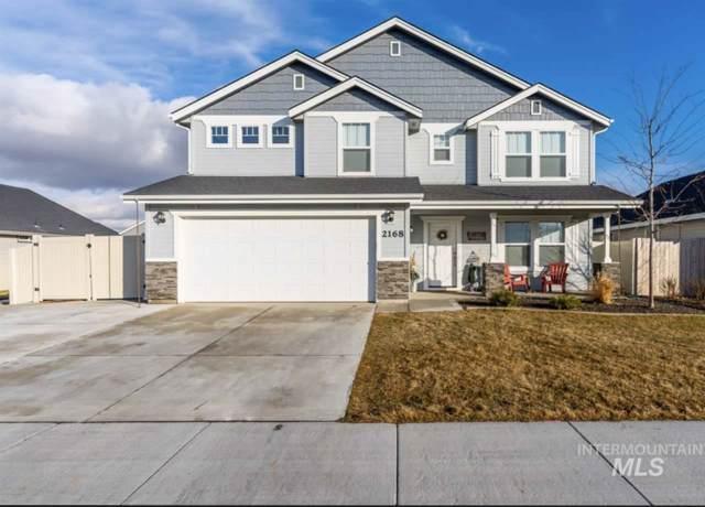 2168 N Greenville Ave, Kuna, ID 83634 (MLS #98755308) :: Idahome and Land