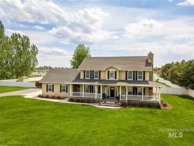 521 W Sly Fox, Meridian, ID 83646 (MLS #98755574) :: Build Idaho