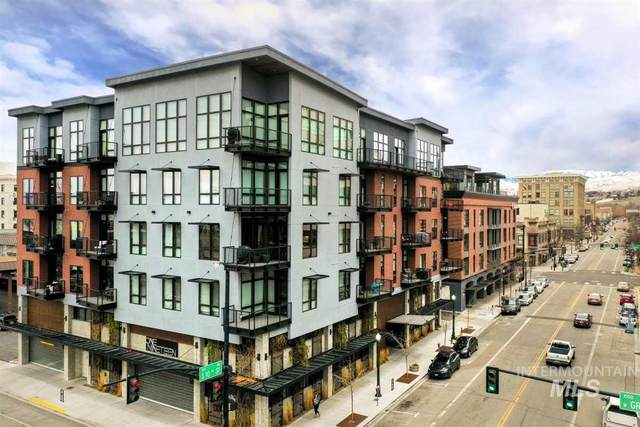 119 S 10th Street #507, Boise, ID 83702 (MLS #98756508) :: Boise Home Pros