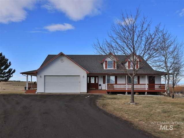1690 Mountain View Rd, Grangeville, ID 83530 (MLS #98756547) :: New View Team