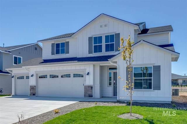 4129 S Barletta Way, Meridian, ID 83642 (MLS #98757728) :: Navigate Real Estate