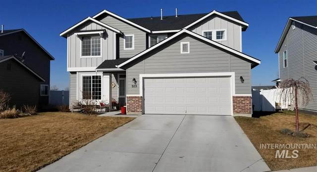 929 S Beaver Creek Way, Emmett, ID 83617 (MLS #98757960) :: Adam Alexander