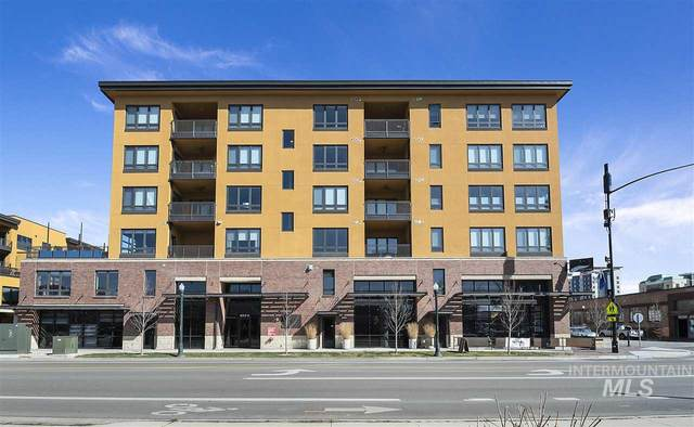 611 S 8th #601, Boise, ID 83702 (MLS #98760066) :: City of Trees Real Estate