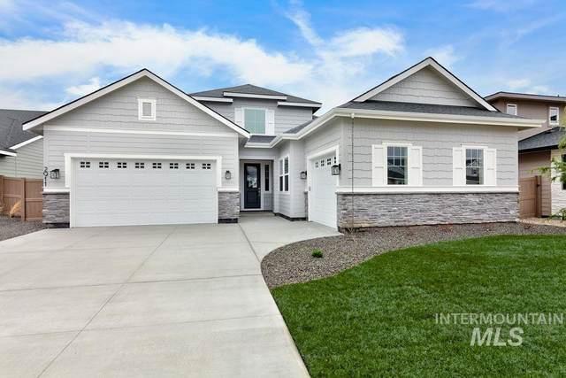 2911 E Lawton Drive, Meridian, ID 83642 (MLS #98760705) :: Michael Ryan Real Estate