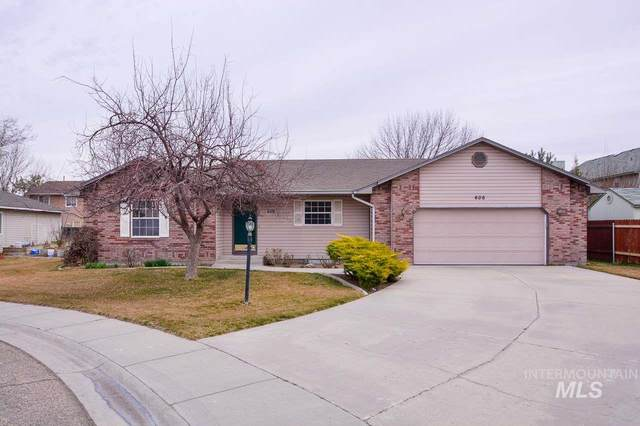 606 Crocus Court, Nampa, ID 83651 (MLS #98761124) :: City of Trees Real Estate