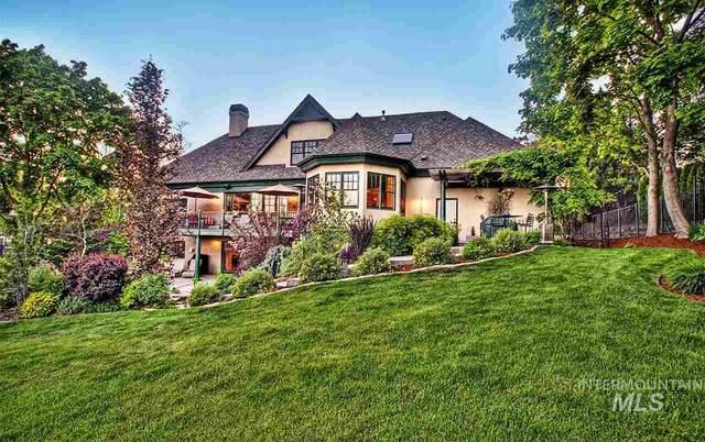 705 W Wyndemere Drive, Boise, ID 83702 (MLS #98761238) :: Boise River Realty