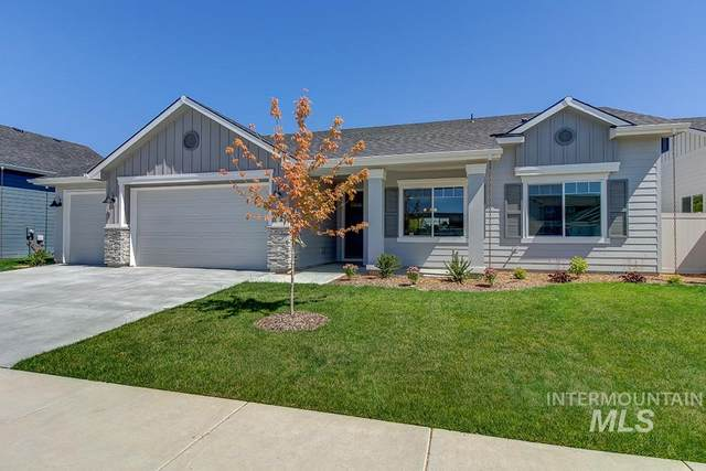 1222 W Elias Dr., Meridian, ID 83642 (MLS #98761394) :: City of Trees Real Estate