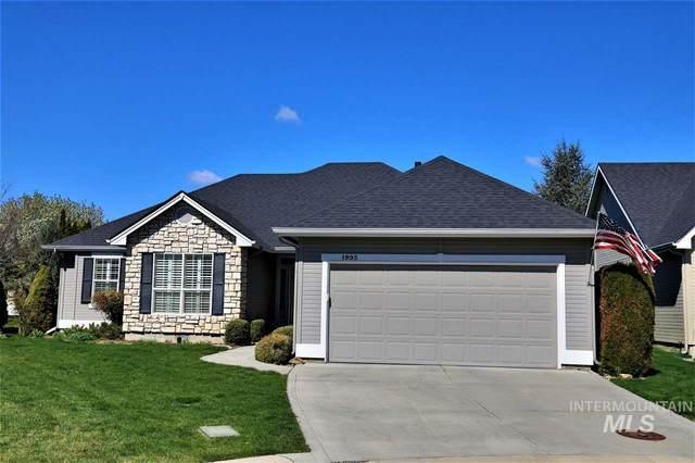 1993 E Stonybrook, Eagle, ID 83616 (MLS #98761889) :: Boise River Realty